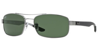 Ray-Ban RB8316 004 DARK GREENGUNMETAL