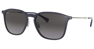 Ray-Ban RB8353 6353T3 GREY GRADIENT DARK GREY - POLABLUE GRAPHENE