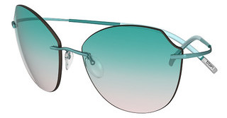 Silhouette 8158 5040 TEAL-ROSE