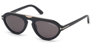 Tom Ford FT0737 01A grauschwarz glanz