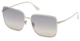 Tom Ford FT0739 16B grau verlaufendpalladium glanz