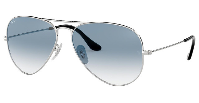 Ray-Ban AVIATOR LARGE METAL RB 3025 003 3F 40826a41e9