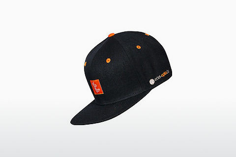 Edel-Optics Cap SABS schwarz